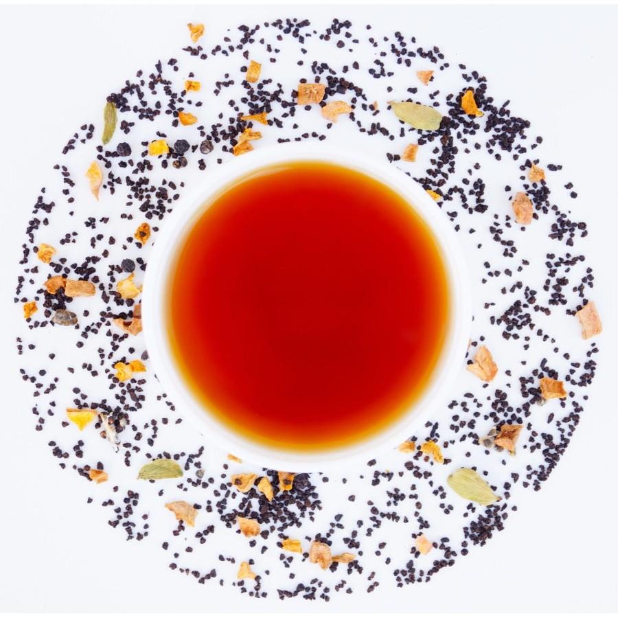 Turmeric Spiced Chai