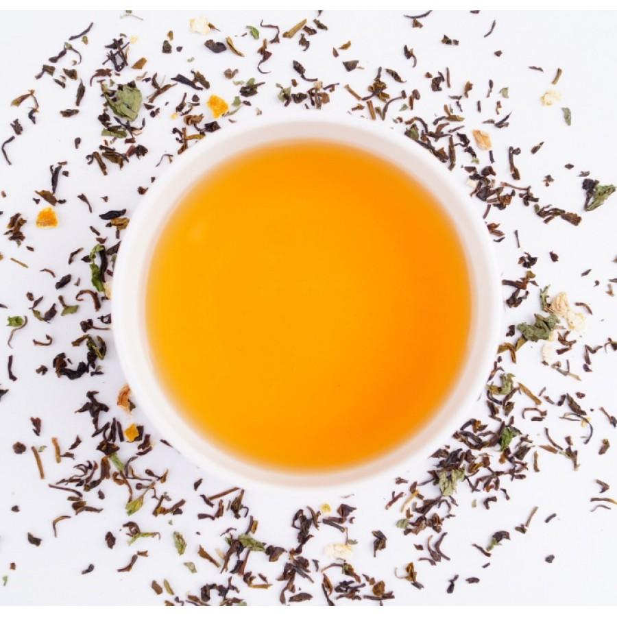 Zesty Basil Green Tea